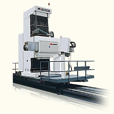 FBC3043 五轴铣镗专用数控机床 沈阳机床集团第一机床厂